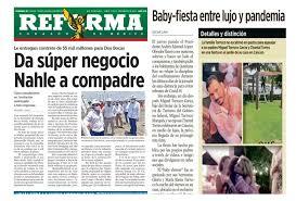 Periódicos soslayan creación de empresa estatal distribuidora de medicamentos; La Jornada, excepción