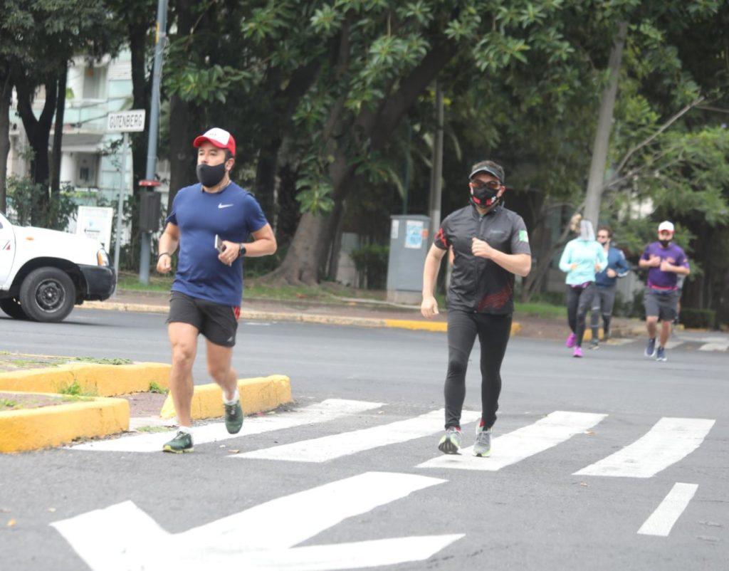"""Participaron más de 4 mil personas en """"Chilangos Run Digital"""""""