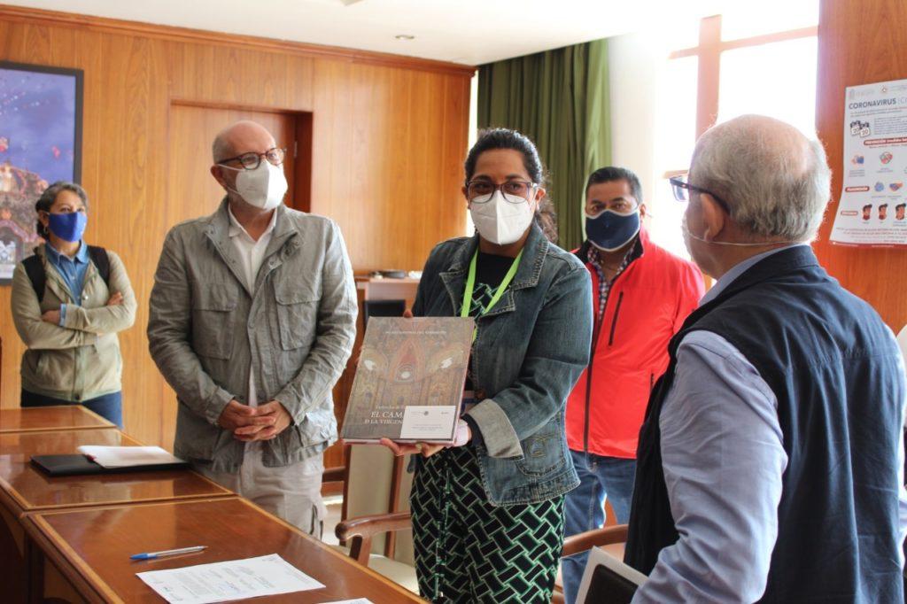"""INAH y gobierno de Texcoco firman """"Marco de colaboración y coordinación para proteger al patrimonio cultural"""""""