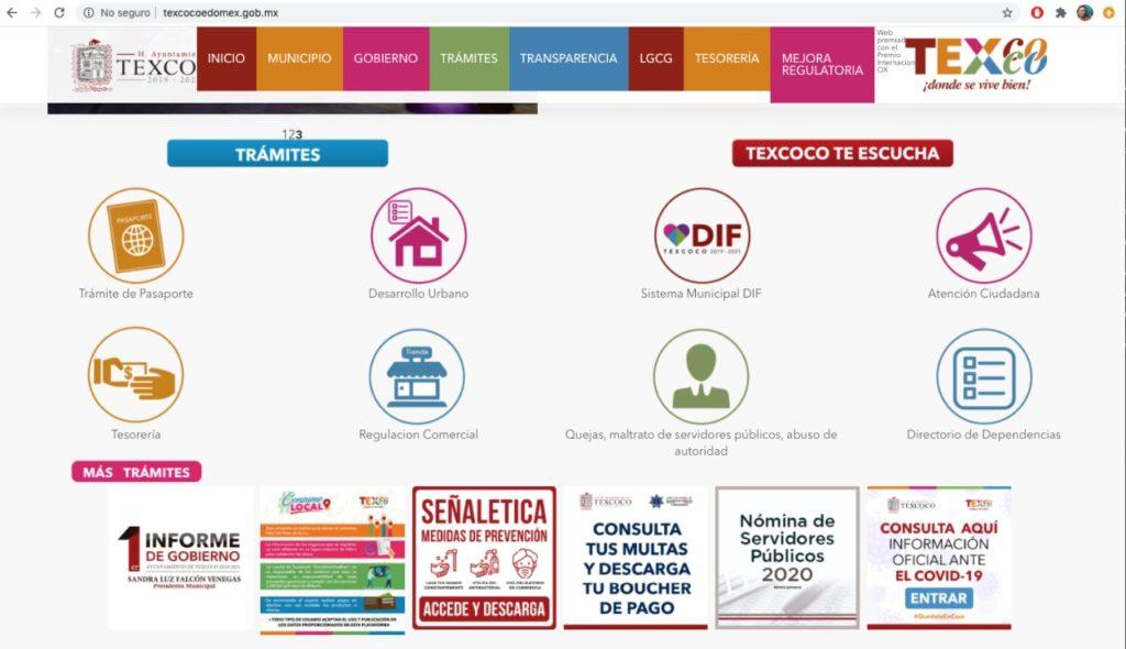 Gobierno de Texcoco implementa bolsa de trabajo virtual