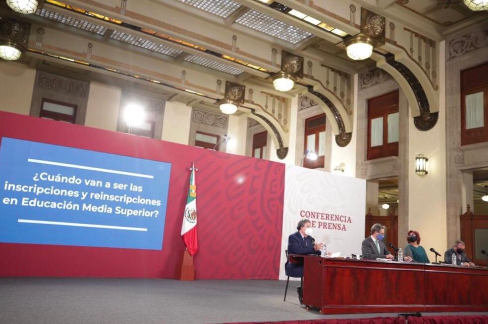 Representa Prepa en Línea-SEP un proyecto educativo incluyente: Esteban Moctezuma Barragán