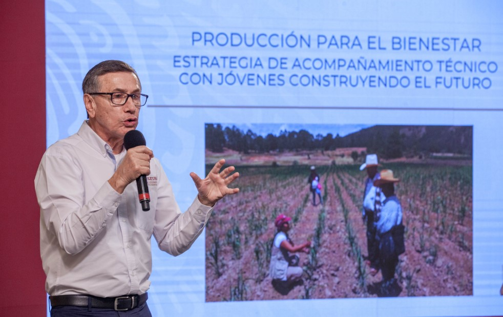 Impulso a productores de pequeña escala beneficia seguridad alimentaria y contribuye a erradicar pobreza en medio rural: Agricultura