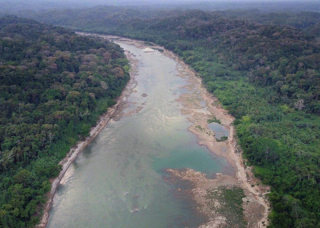 Reducción de 30% de cuerpos de agua en cuenca del Grijalva, detecta estudio de la UAM