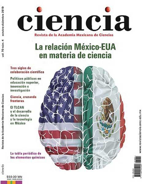 Presentan el cuarto número de este año de la revista Ciencia de la AMC