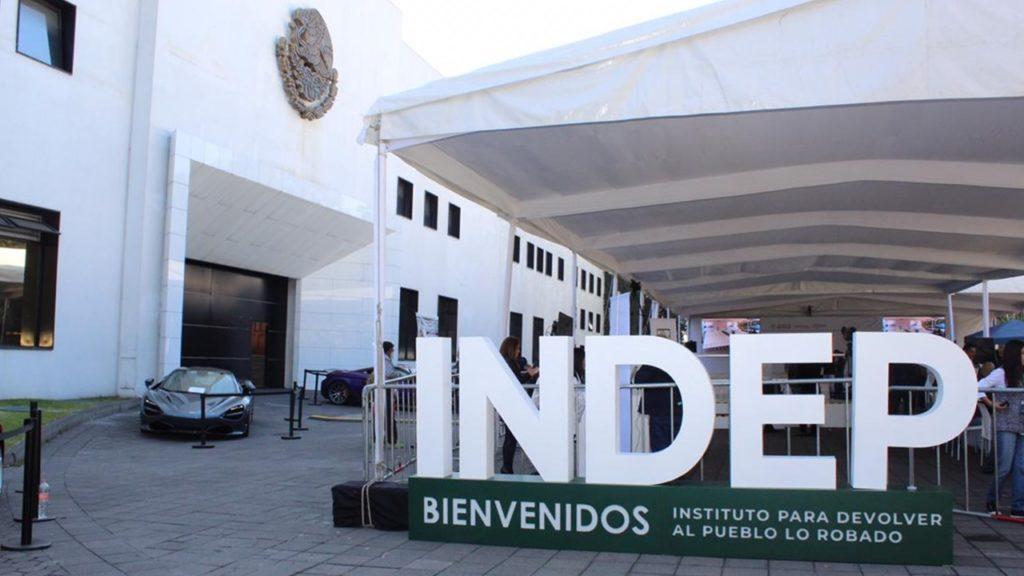 Fortunas adquiridas a través del delito se destinan a fines sociales: Jaime Cárdenas