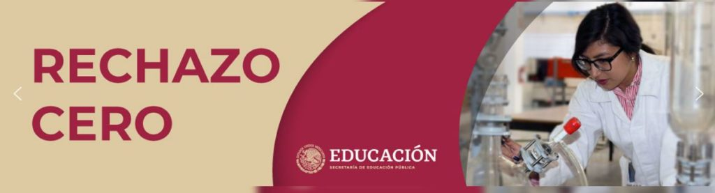 Atiende programa Rechazo Cero a jóvenes para continuar con estudios de nivel Superior