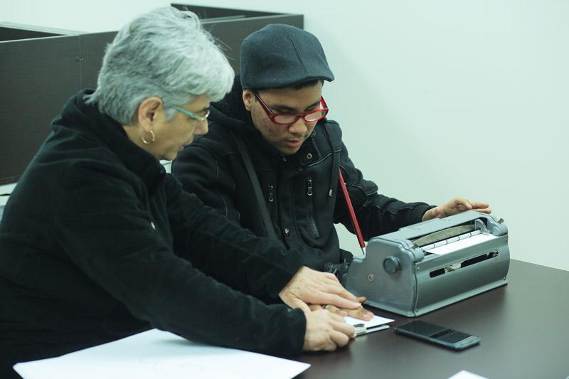 UANL alberga área de investigación musical para ciegos y débiles visuales