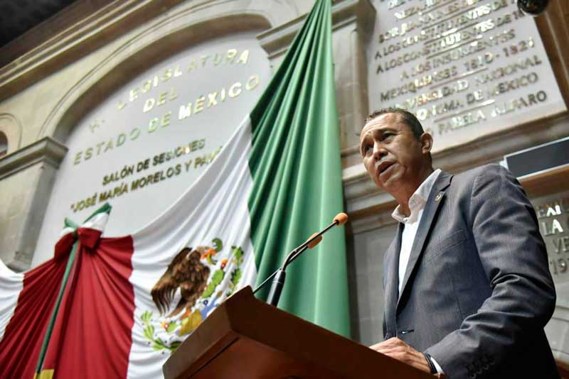 Propone MORENA disminuir en 50% los recursos a partidos políticos en Edomex