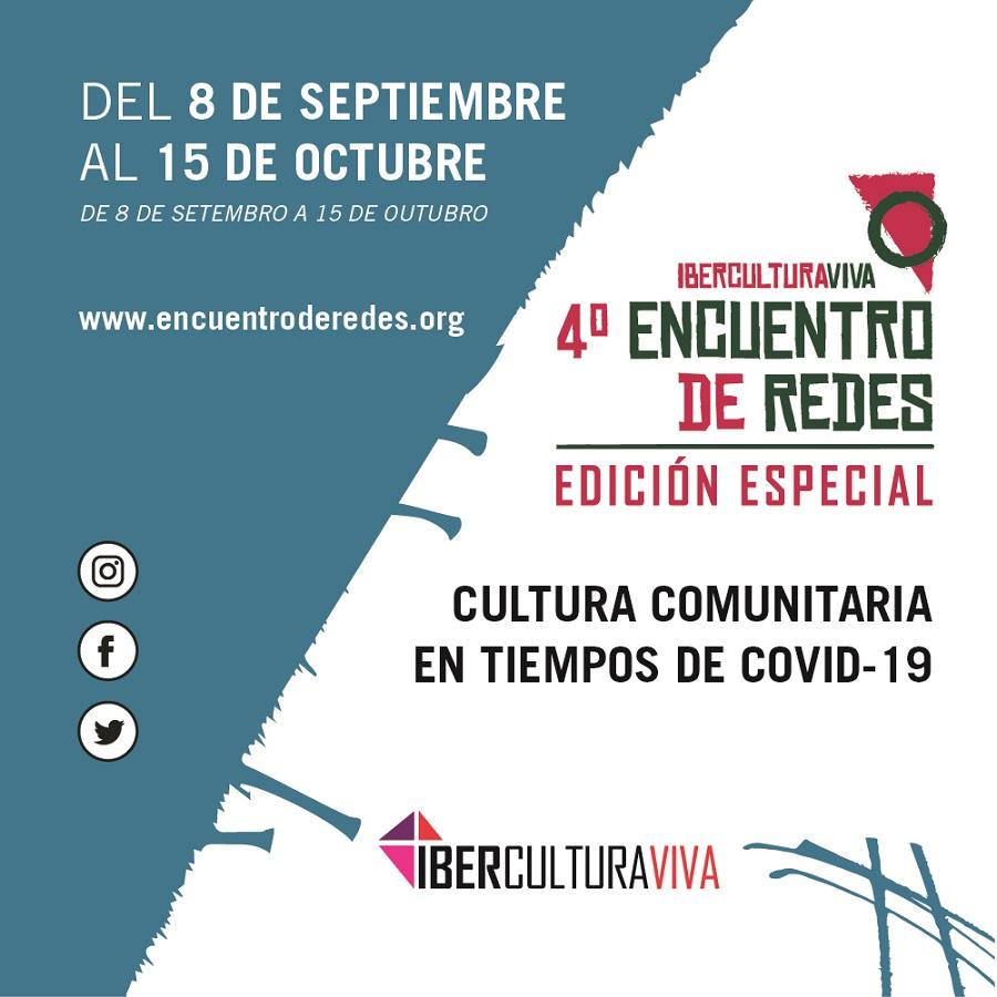 """Camino al """"4° Encuentro de Redes de IberCultura Viva"""""""