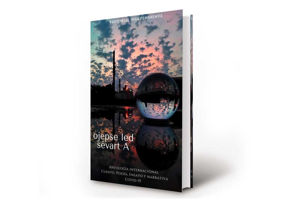 """""""A través del espejo"""", antología internacional de historias sobre el Covid-19"""