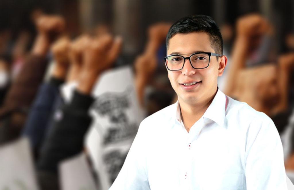 Se respira voluntad política para esclarecer Ayotzinapa: Emmanuel Vargas Bernal
