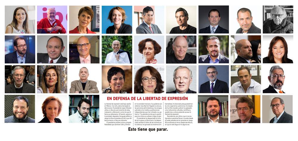 """Pura prensa vendida o alquilada, deberían pedir disculpas"": López Obrador sobre firmantes del desplegado"