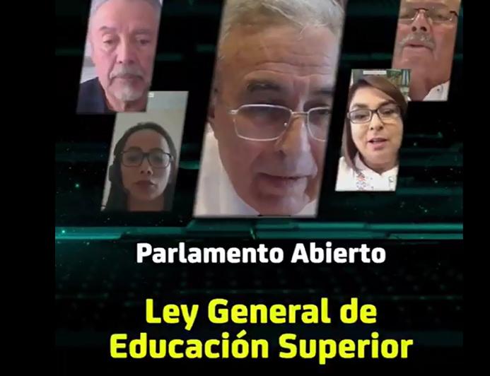 Ley General de Educación Superior