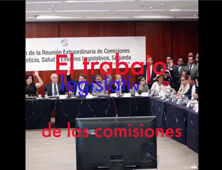 El trabajo de las comisiones