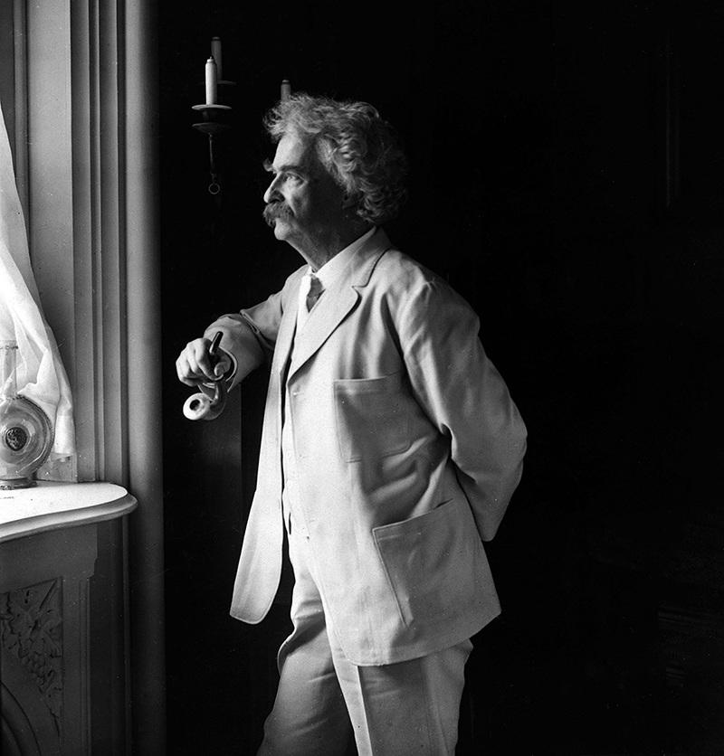 TV UNAM transmite serie sobre Mark Twain, a 185 años de su nacimiento