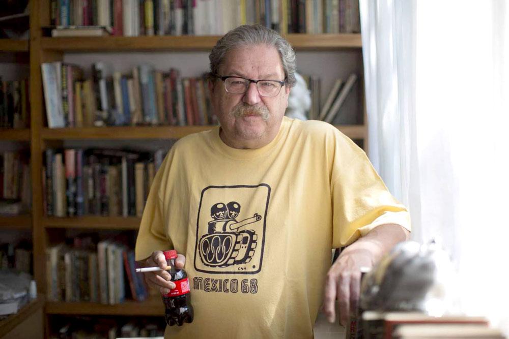 Gritan que hay censura, pero nunca habíamos sido más libres: Paco Ignacio Taibo II
