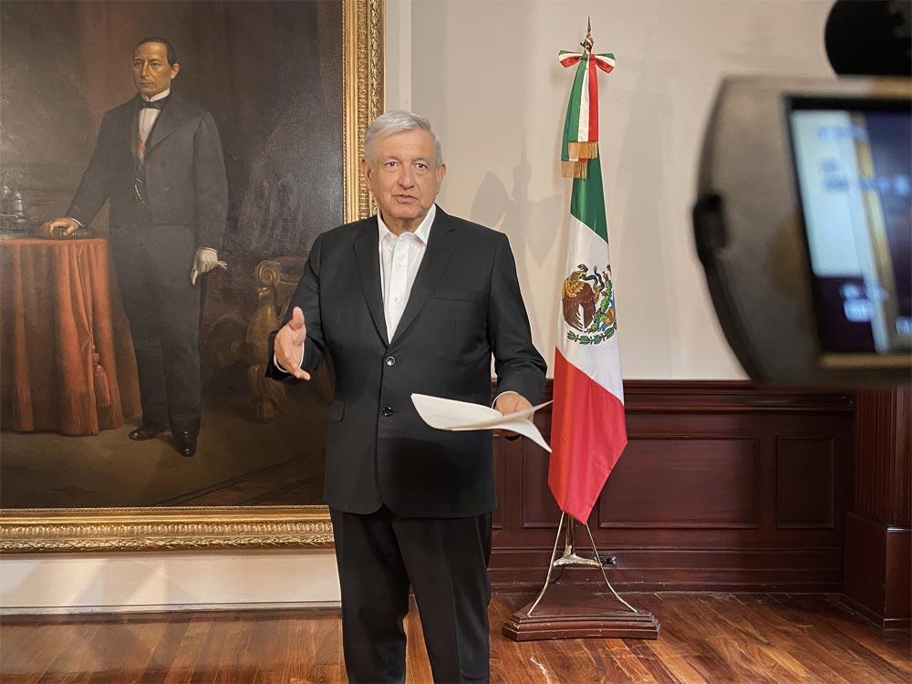 Secretarías de la Defensa y Marina participarán campaña de vacunación para incrementar número de vacunados: López Obrador