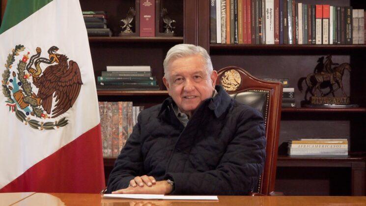 López Obrador agradece a Arturo Zaldívar darle entrada a queja contra juez Juan Pablo Gómez Fierro