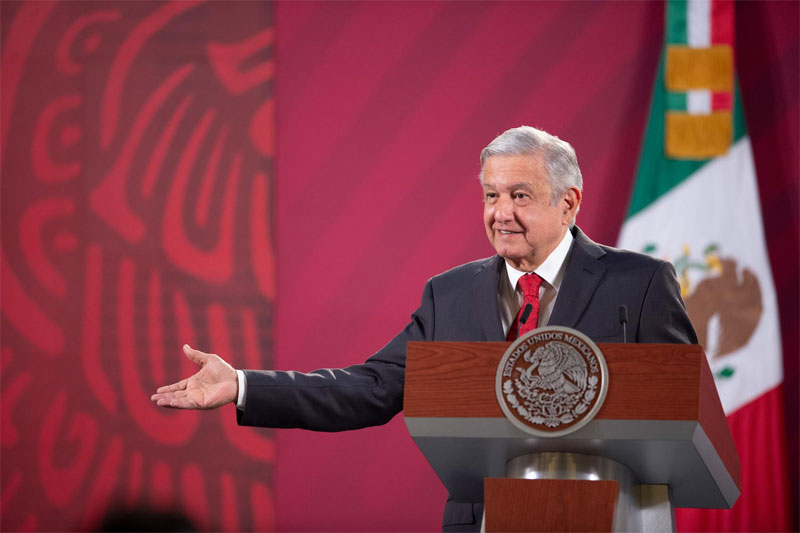 """López Obrador anuncia nombramientos en el gobierno federal; """"Cinco mujeres con un distintivo: la honestidad"""""""