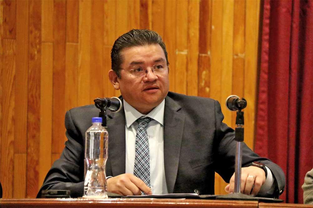 Fallece Pedro Zamudio Godínez, presidente del Instituto Electoral del Estado de México, por COVID-19