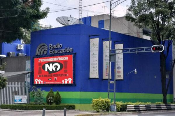 Radio Educación desde adentro