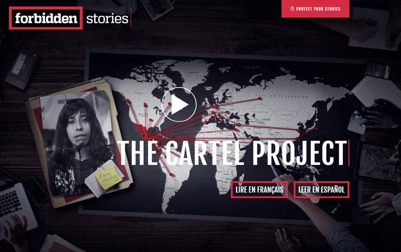 Investigación seguida por Regina Martínez habría provocado su asesinato: The Cartel Project