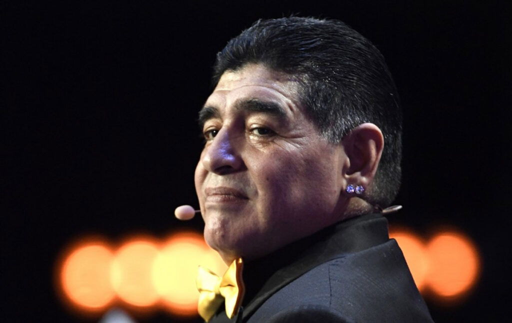 El Diego: La hipérbole de lo inconmensurable
