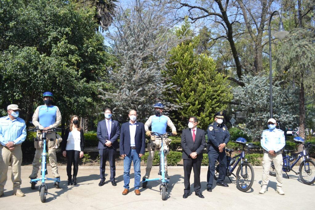 Inicia actividades la Policía Turística en Polanco con 30 elementos