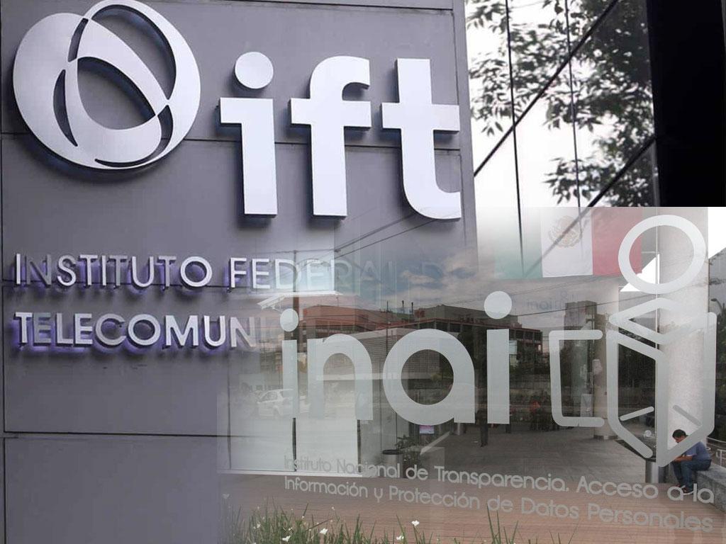 Plantea Presidente que Secretarías federales realicen funciones del IFT e INAI