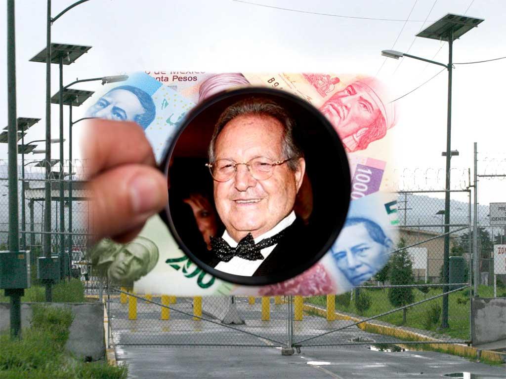 Vázquez Raña, entre los beneficiarios de la privatización de los penales federales con la empresa GIA