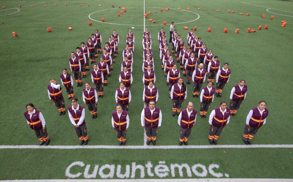 Programa Brigada Alcaldía Cuauhtémoc ha vinculado laboralmente al 74% de beneficiarios