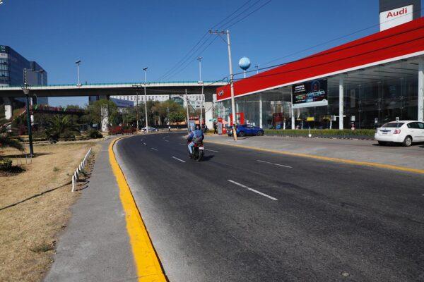 Se entregan diariamente calles rehabilitadas en Tlanepantla