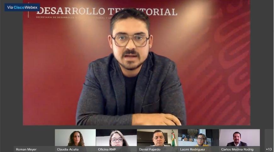 Presenta Sedatu Decide y Construye; espacio donde las y los mexicanos encontrarán información para la construcción de su vivienda