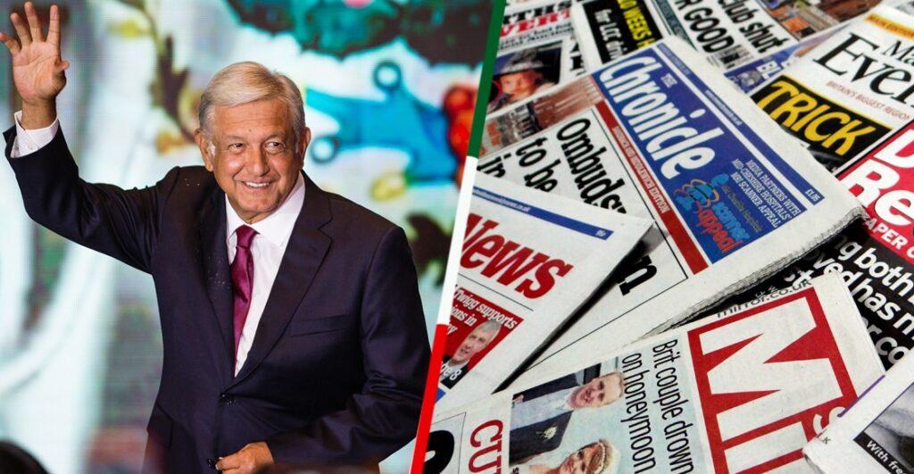 Prensa internacional destaca oferta de asilo de López Obrador para Julian Assange