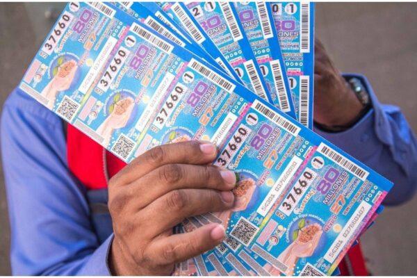 La suerte llega con el Melate de 284 millones de pesos