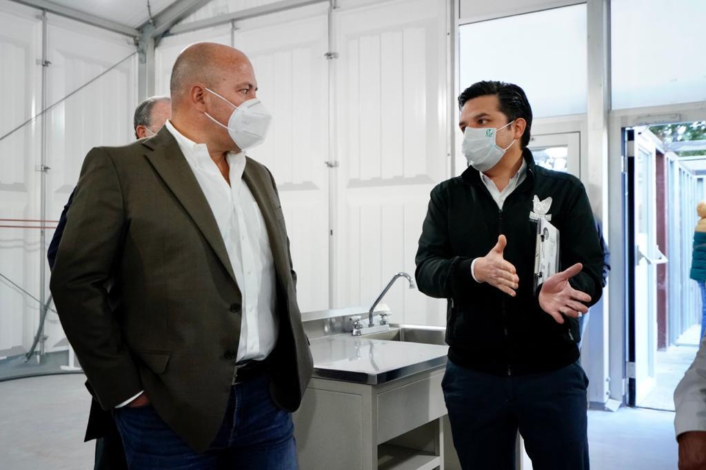 Inauguran Centro de Simulación del IMSS en Jalisco para mejorar atención médica a más de cuatro millones de derechohabientes