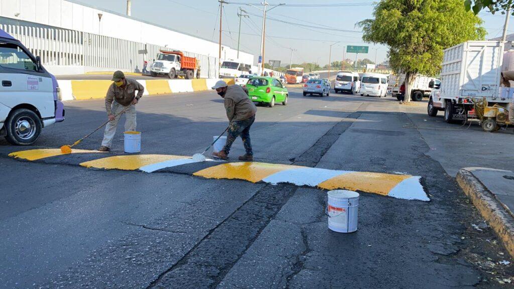 Tlalnepantla realiza acciones para mejorar entorno urbano