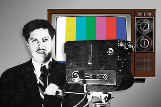 González Camarena a 104 años de su natalicio; inventó la televisión a color