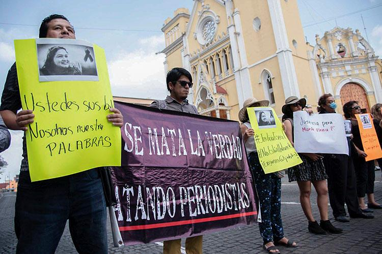 Lentitud en investigación por homicidio de María Elena Ferral, difieren audiencia por tercera vez