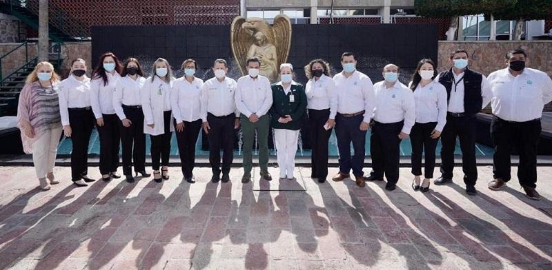 IMSS y Cancillería firman convenio para que trabajadores mexicanos en el extranjero puedan contar con seguridad social