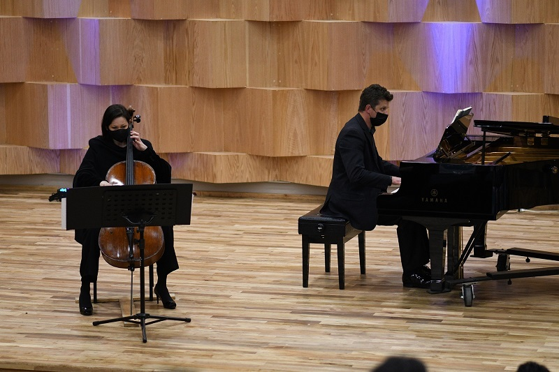 Ofrece orquesta sinfónica del Estado de México primer concierto de su temporada 144