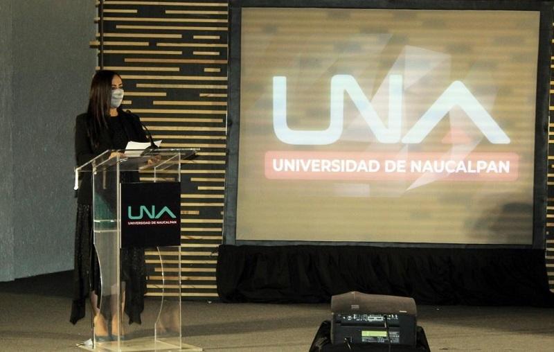 Anuncia Patricia Durán oferta académica de la Universidad Pública de Naucalpan