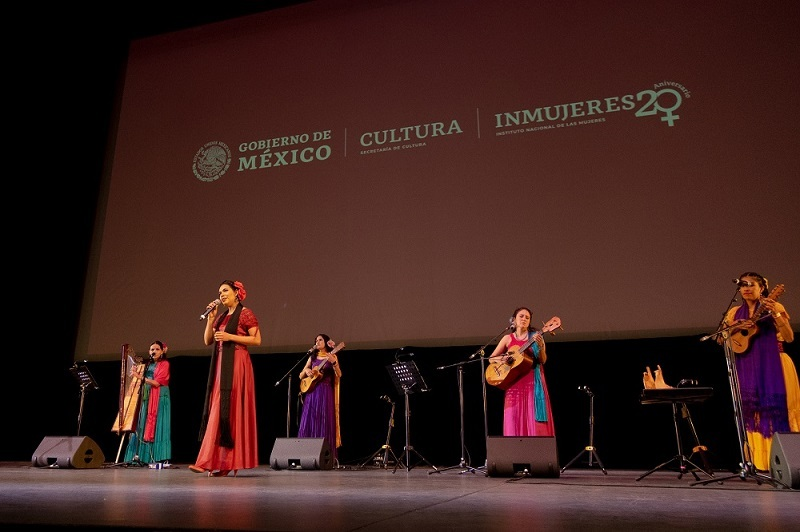 El festival ¡Que vivan las mujeres! mostró que la cultura es una herramienta poderosa para las mujeres: Alejandra Frausto