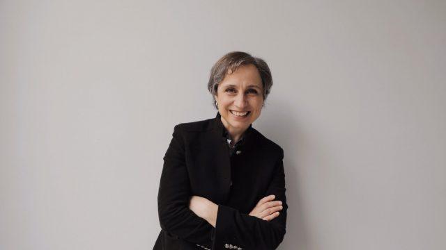 Carmen Aristegui vuelve a la televisión abierta a través de Canal 8.1 en La Octava