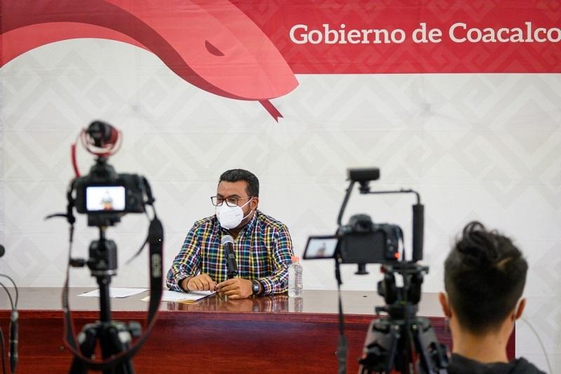 Coacalco avanza firmemente en su estrategia de seguridad pública