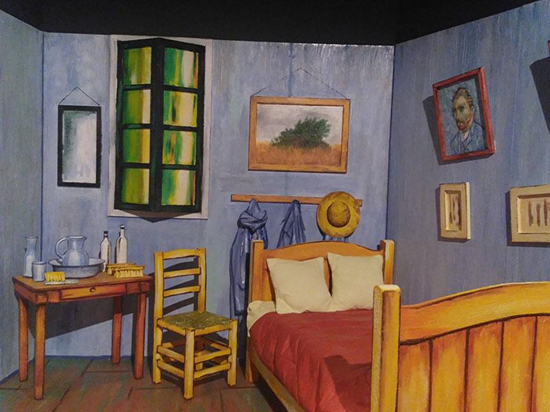 Vicent Van Gogh Alive, exposición de arte multisensorial, permanece hasta junio en la CDMX