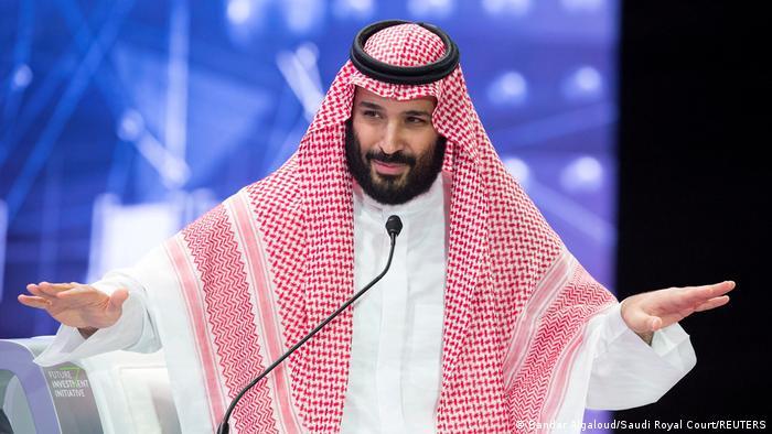 RSF demanda en Alemania al príncipe heredero saudita por caso Khashoggi