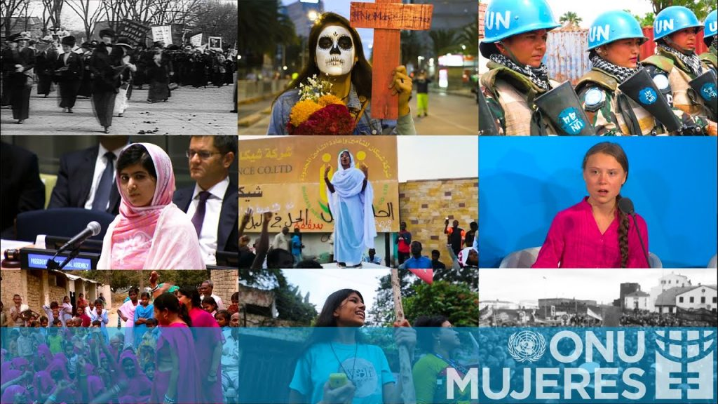 Participa Presidente López Obrador en inauguración de foro Generación e Igualdad, convocado por ONU Mujeres