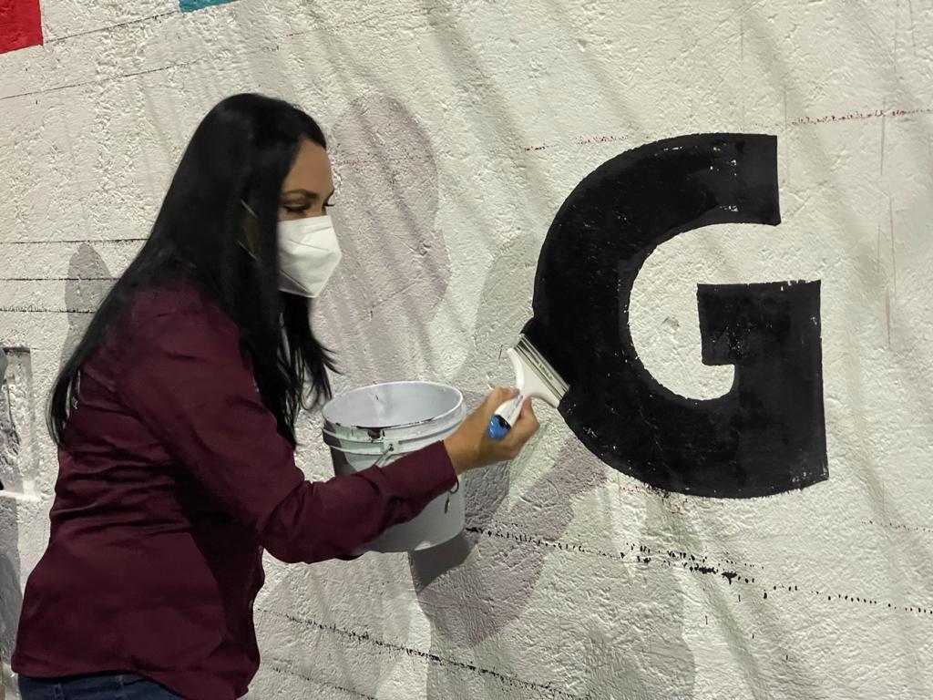 Es momento de seguir con la transformación, la esperanza y en progreso honesto: Gaby Gamboa, Metepec