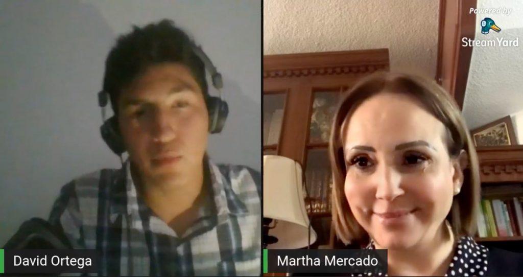 Dialoga Magistrada Martha Mercado con jóvenes del ITESM campus Ciudad de México